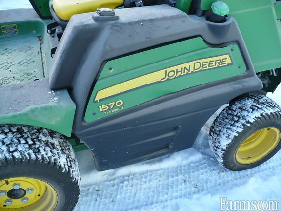 John Deere 2019 1570 Riding Lawn Mowers