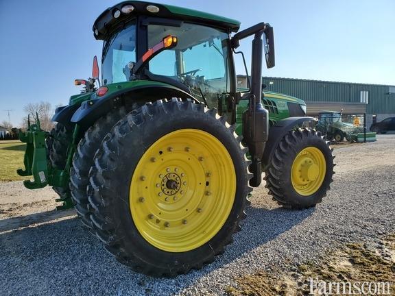 2018 John Deere 6155R Tractor