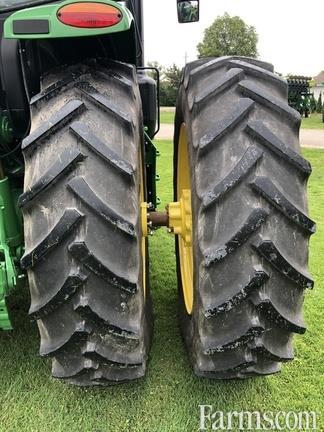 2018 John Deere 6195R Tractor
