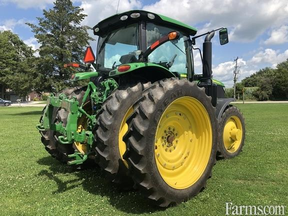 2016 John Deere 6195R Tractor