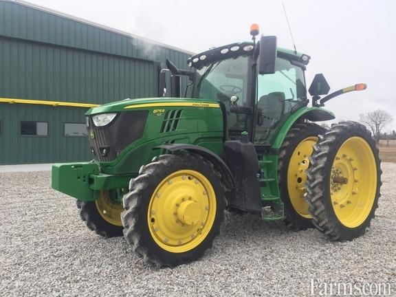 2017 John Deere 6175R Tractor