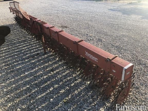 Yetter 20ft. Rotary Hoe Rotary Hoes