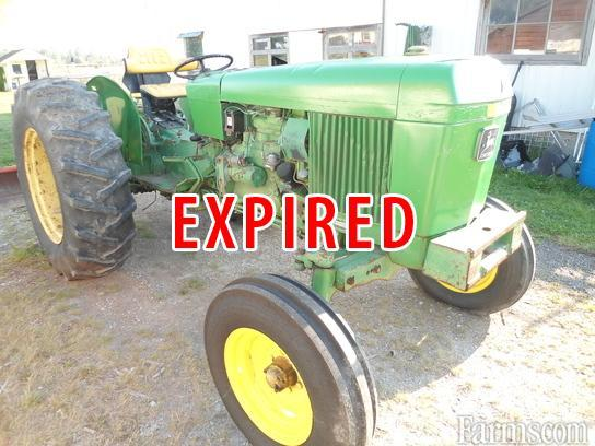 Kansas Farm Machinery Equipment Salvage Used Tractor Autos Post