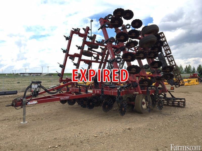Salford 2014 I1140 Row Crop Cultivators