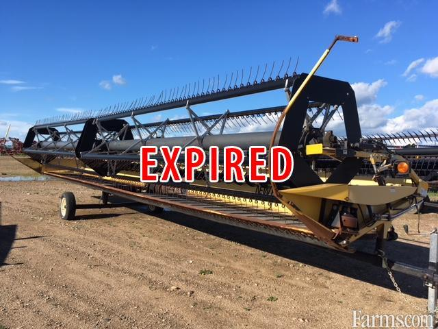 New Holland 1998 994 Headers - Other