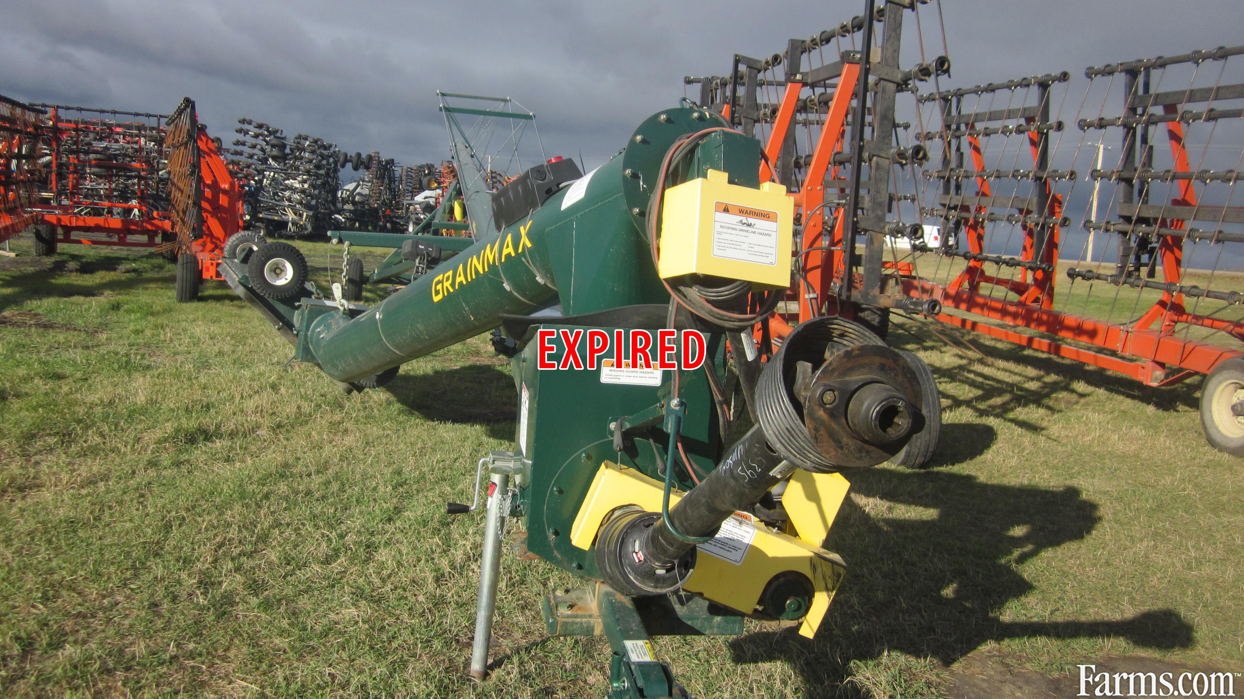 NuVision 2010 5395 Augers / Elevators / Conveyors