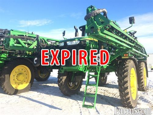 John Deere 2015 R4045 Sprayers - Self Propelled