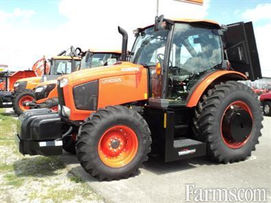 Kubota M110 GX for Sale | Farms com