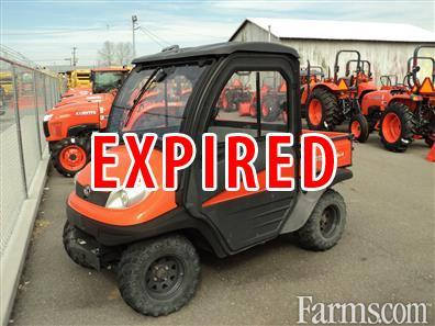 Kubota RTV 500 ATVs & Utility Vehicles