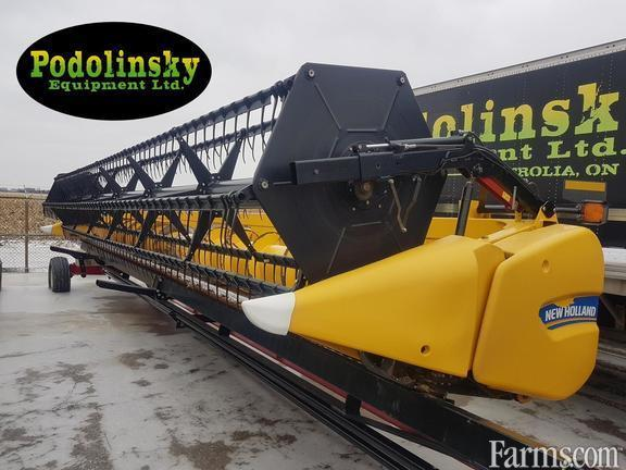 2012 New Holland 740CF-30