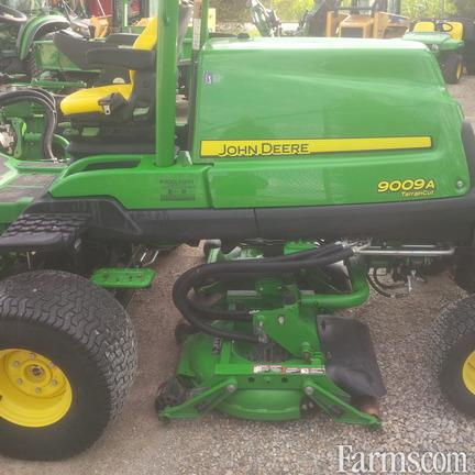 John Deere 2016 9009A Riding Lawn Mowers