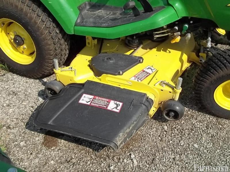 John Deere RX75 lawn mower in Paola, KS   Item A9938 sold
