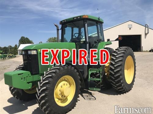 John Deere 1997 7710 Other Tractors