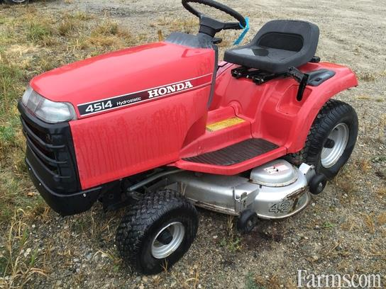 1998 honda h4514hsa riding lawn mower for sale. Black Bedroom Furniture Sets. Home Design Ideas