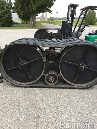 Unspecified tracks Tires, Duals, Rims & Chains