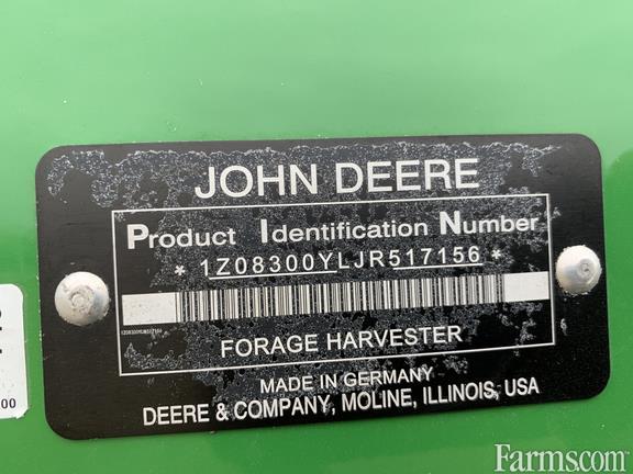 2018 John Deere 8300i