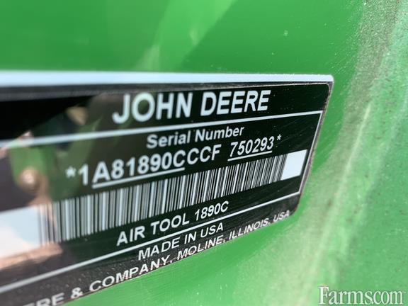 2013 John Deere 1890