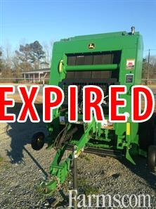 John Deere 2014 459 Silage Special Balers - Round