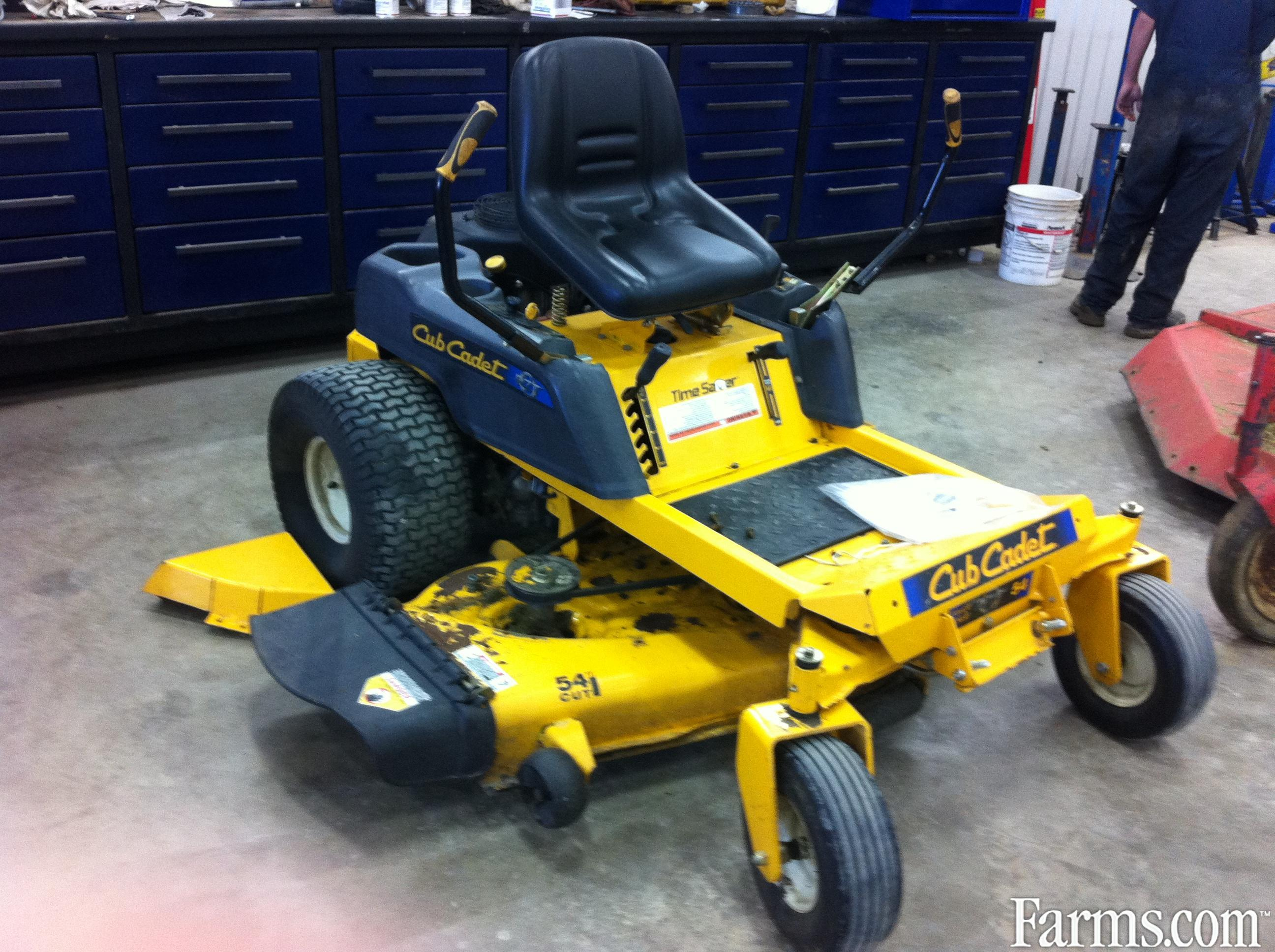 2007 Cub Cadet Rzt54 Riding Lawn Mower For Sale Farms Com