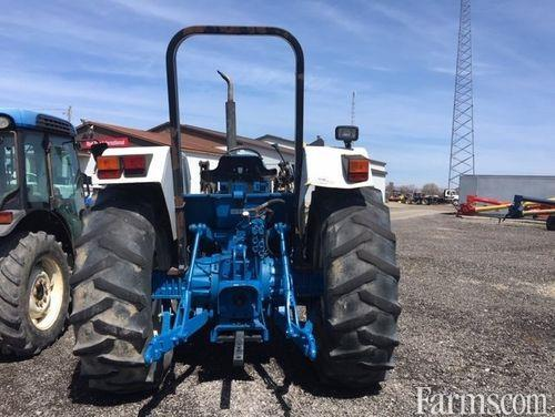 1991 Ford 5640SL Tractor