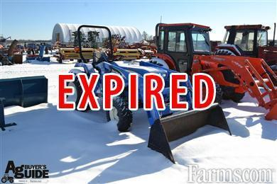 2006 New Holland TC30 Tractor - Compact