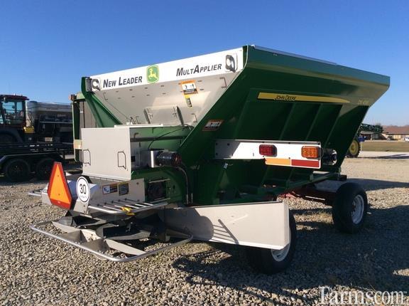 HECO 2020 DN456 Fertilizer Applicators - Dry