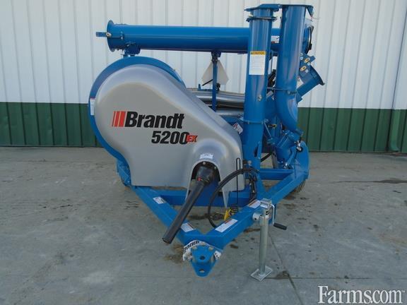 Brandt 2019 5200EX Grain Vacuums