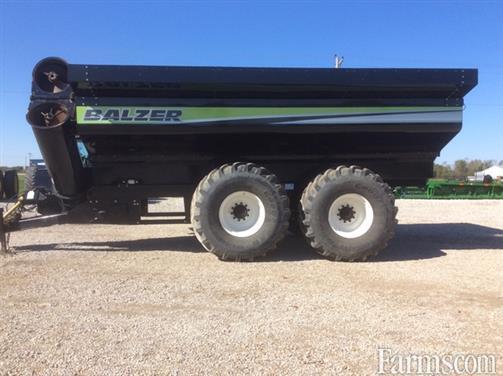 Balzer 2015 1325 Grain Carts
