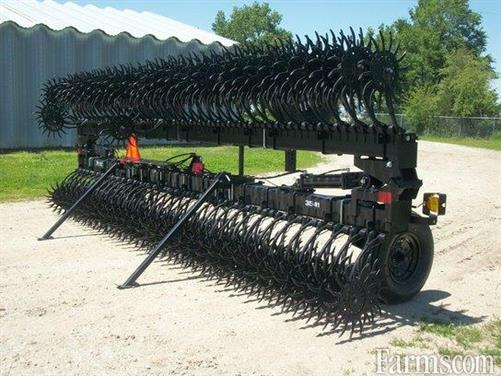 Yetter 2015 3541 Rotary Hoes