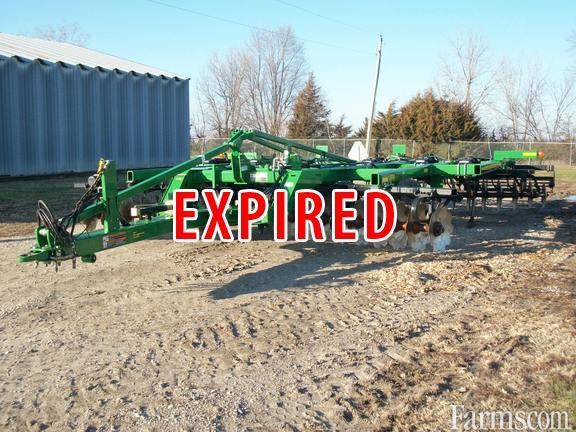 John Deere 2013 2720 Plows / Rippers
