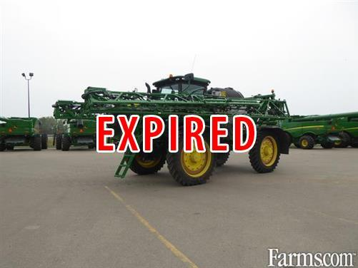 John Deere 2017 R4045 Sprayers - Self Propelled