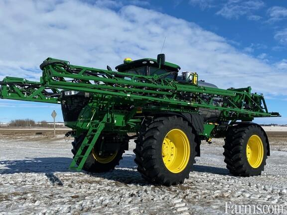 John Deere 2020 R4060 Sprayers - Self Propelled