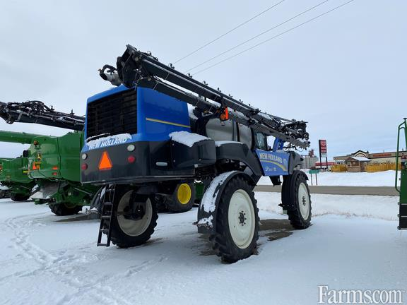 2012 New Holland SP.365F