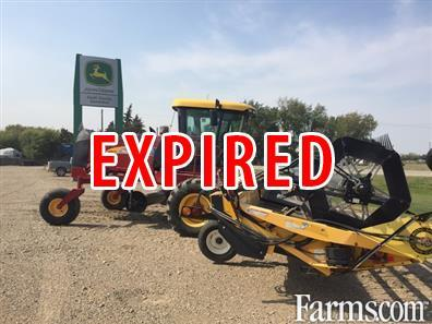 New Holland 2010 H8060 Mower Conditioners / Windrowers