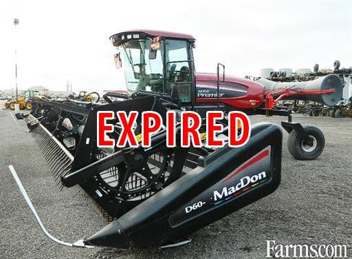 MacDon Industries 2010 M150 Mower Conditioners / Windrowers