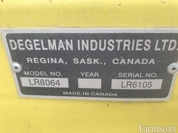 Degelman 2015 LR8064 Other Tillage