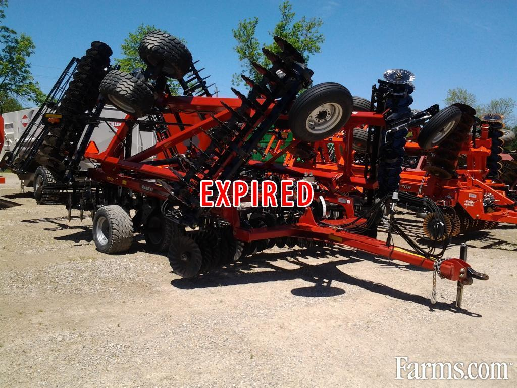 Case IH 2015 335VT Row Crop Cultivators