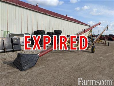 Farm King 8x46 Auger / Elevator / Conveyor