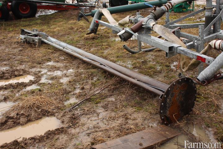 Walmount PTO Manure Pump