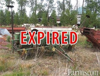 John Deere 1240 Plateless Planter For Parts For Sale Farms Com