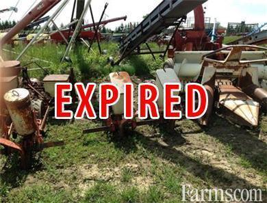 Allis Chalmers 2 Row Corn Planter For Sale Farms Com