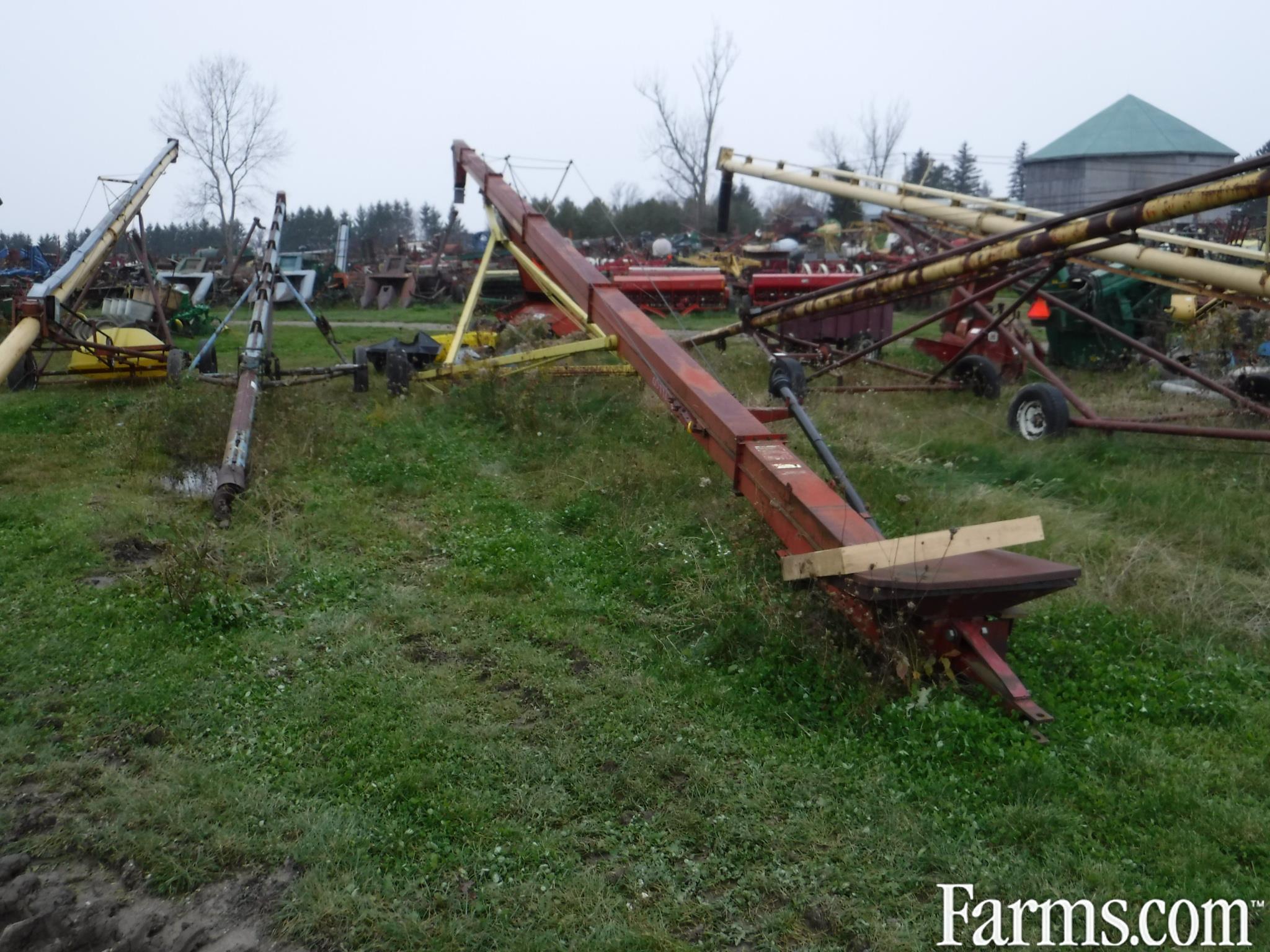 Farm-King conveyor