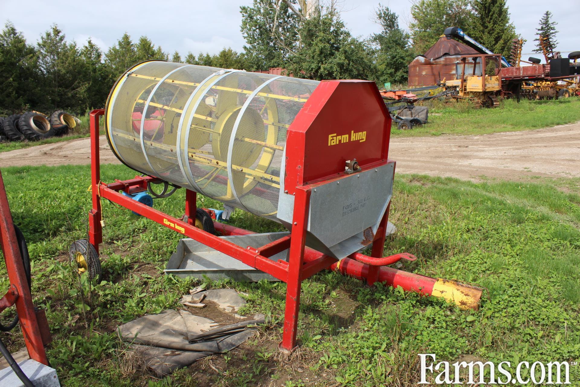 Farmking 360 Grain Chopper