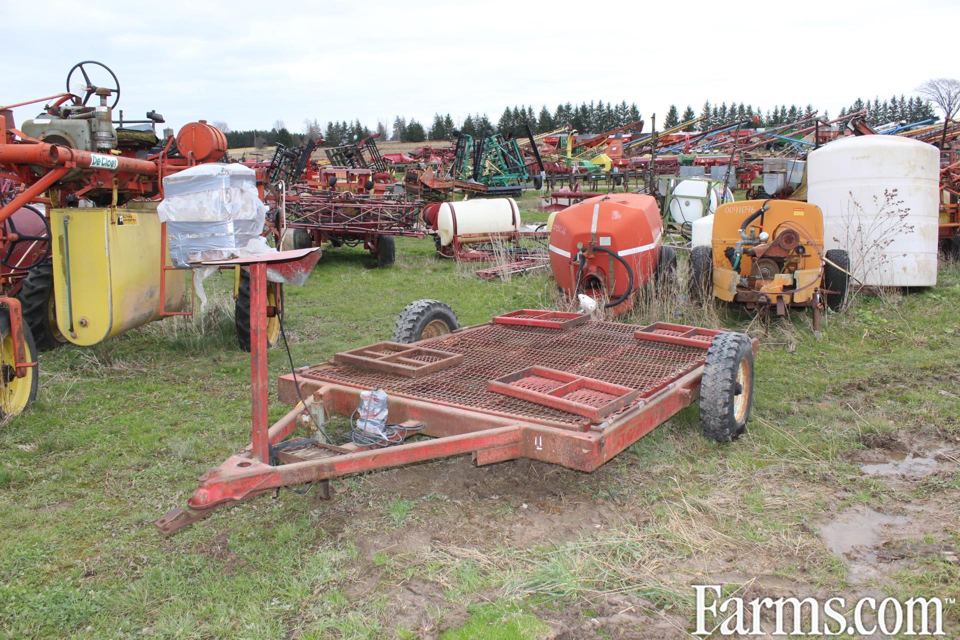 Buhler Feeders / Waterers / Barn Equipment