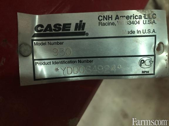 2015 Case IH 930