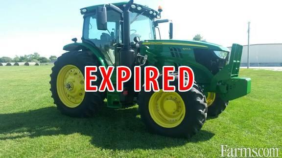 John Deere 2015 6145R Other Tractors