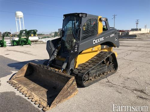 Track Loader For Sale >> John Deere 2017 333g Track Loaders For Sale Usfarmer Com