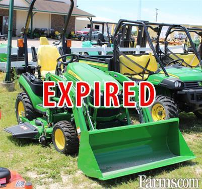 John Deere 2018 1025R Other Tractors