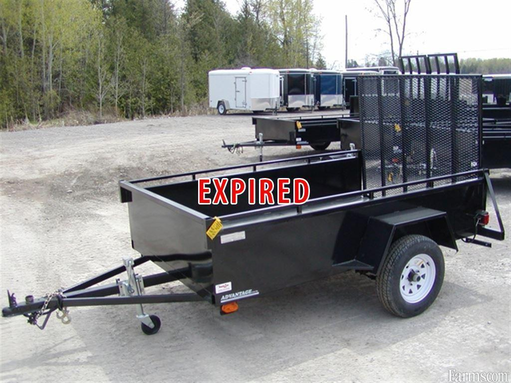 Unspecified Utility Trailer