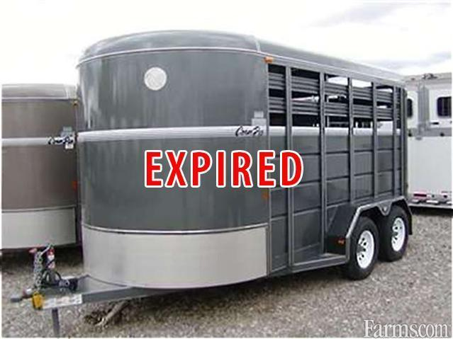 Unspecified Livestock Trailers